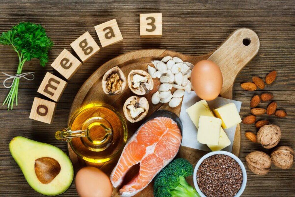 Омега 3 - витамины в рыбьем жире